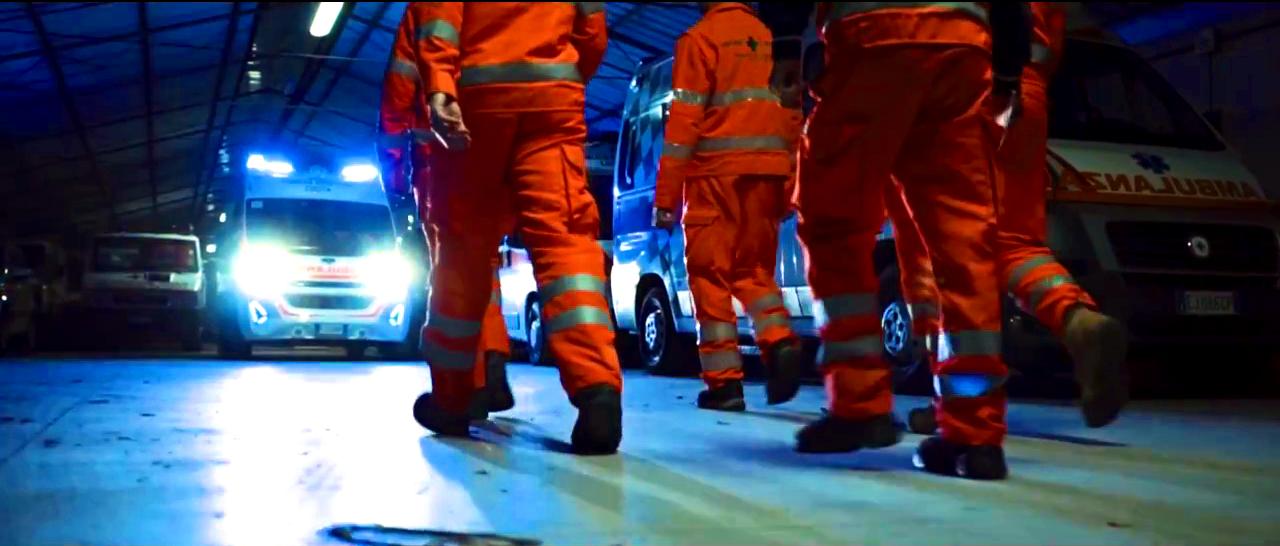 Fare volontariato sulle ambulanze