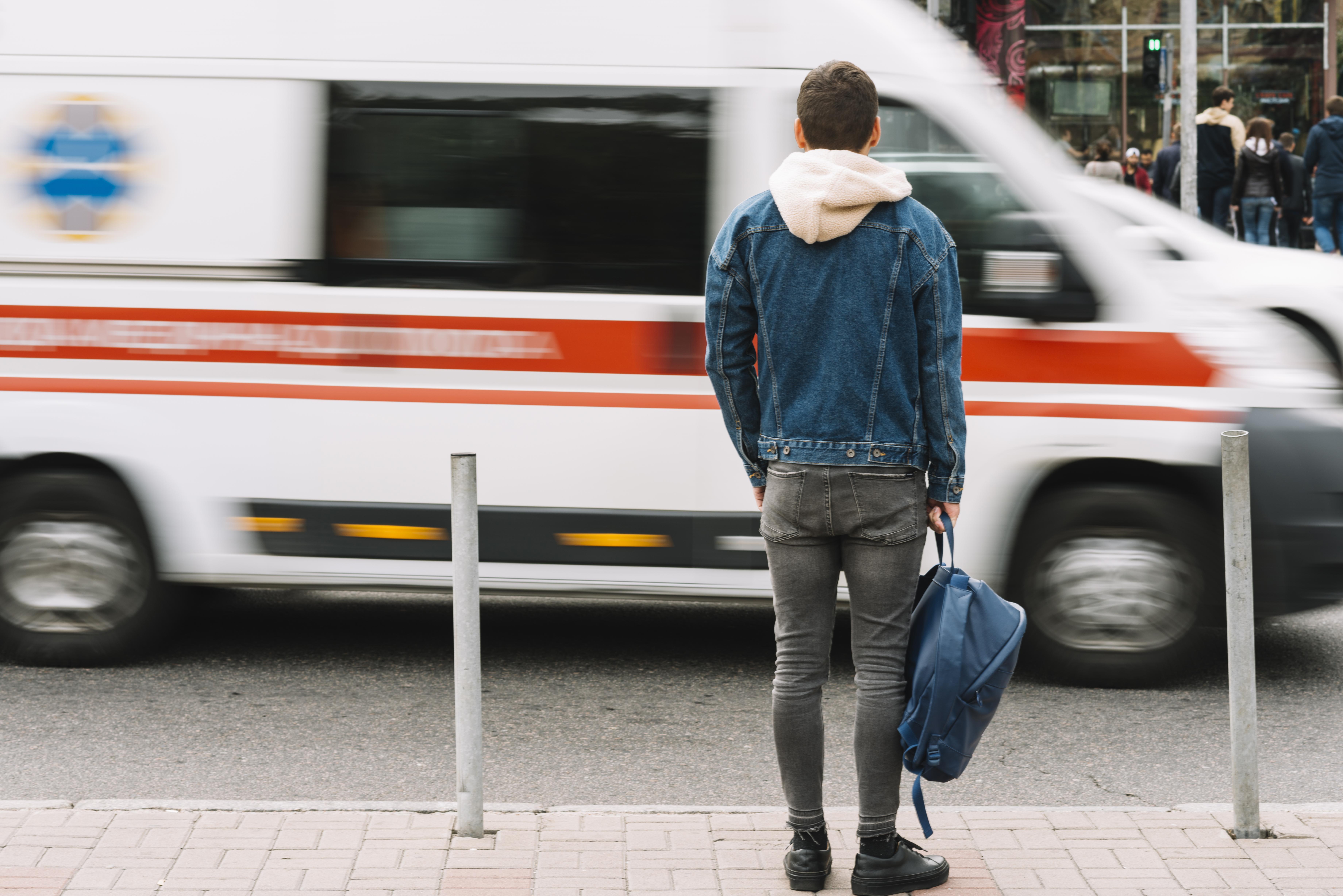 Perché fare volontariato sulle ambulanze
